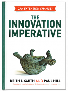 book cover for innovation imperative