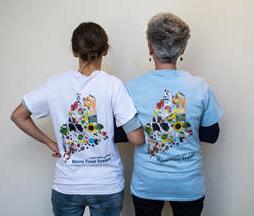 Back of MGV t-shirt